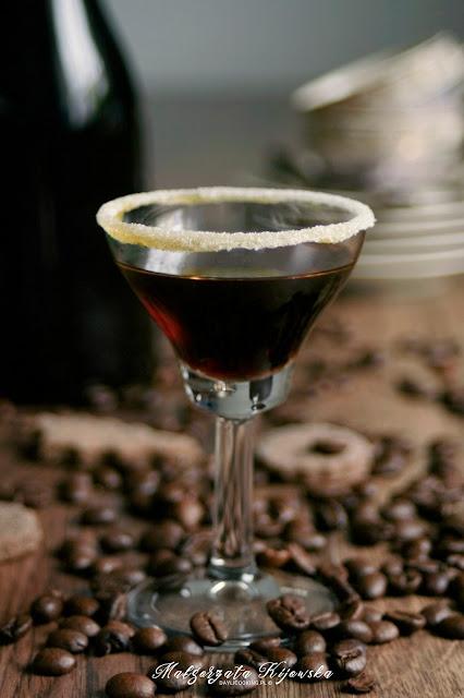 przepis na domowy likier kawowy, jak zrobić domowy likier