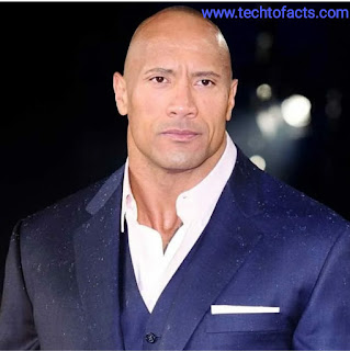 What is the monthly income of Dwayne Johnson?