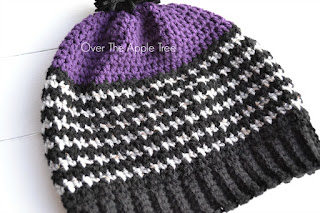 Crochet projects in the new year by Over The Apple Tree