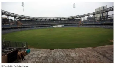 MCA, State Tourism Department Planning Tour guided Tour at Wankhede Stadium