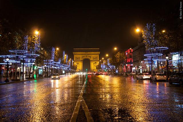 Champs-Élysées-Parigi