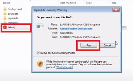 Hướng dẫn cài đặt phần mềm Photoshop CS6 đơn giản và chi tiết a