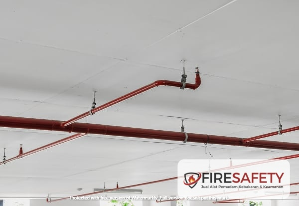 Distributor Fire Sprinkler Jepara