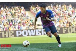 PES 2019 APK + MOD + OBB DATA (Pro Evulution Soccer 2019) Offline Mod For Android