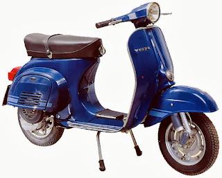 Vespa125cc Primavera ET3