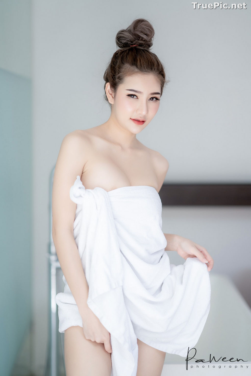 Image Thailand Model - Atittaya Chaiyasing - Take Shower After a Nice Day - TruePic.net - Picture-7