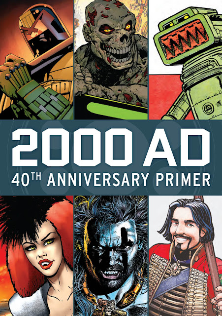New to 2000AD? Start here...