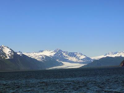 Bear Glacier - The Longest Glacier in the Park.