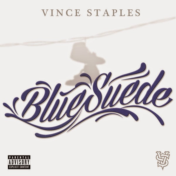 Vince Staples - Blue Suede - Single Cover
