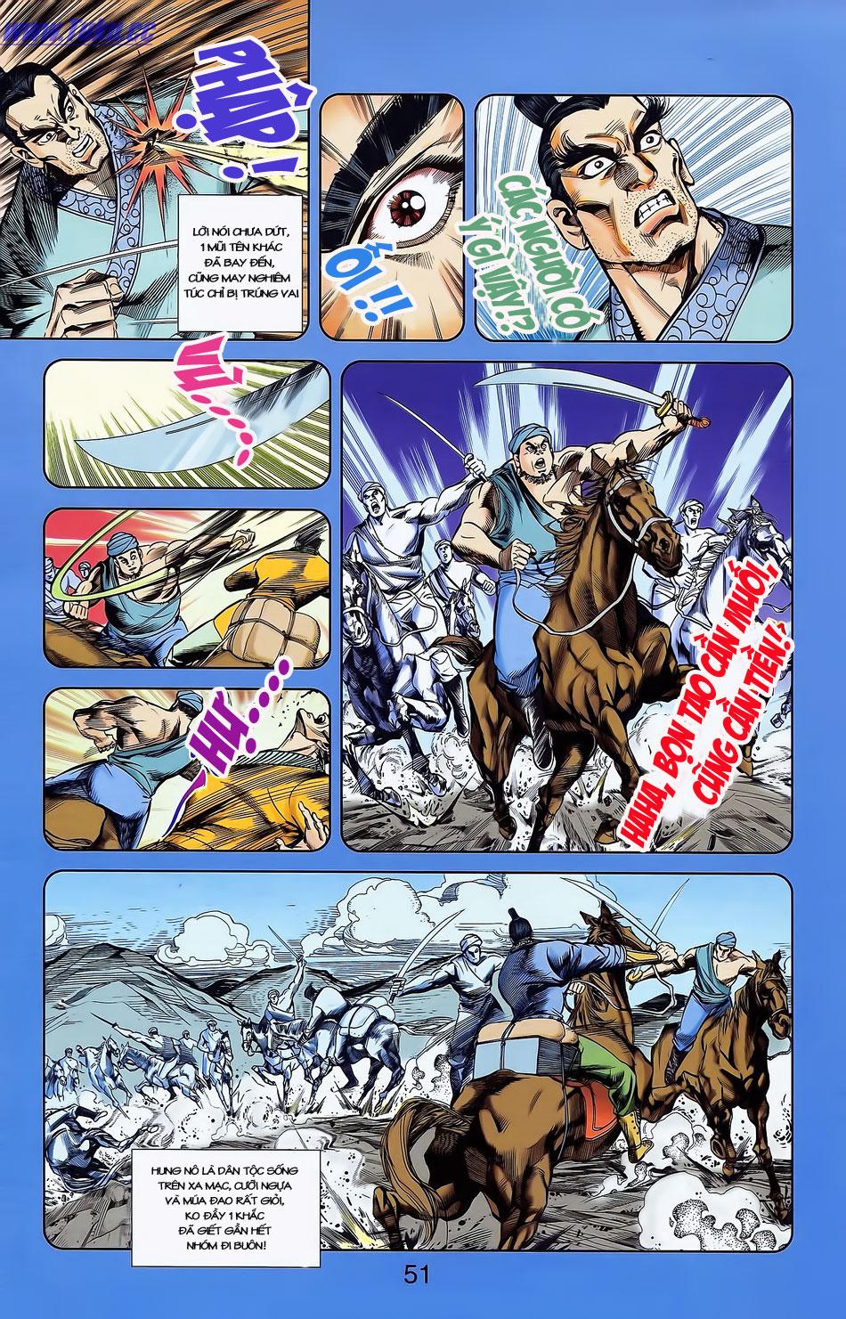 Tần Vương Doanh Chính chapter 4 trang 22