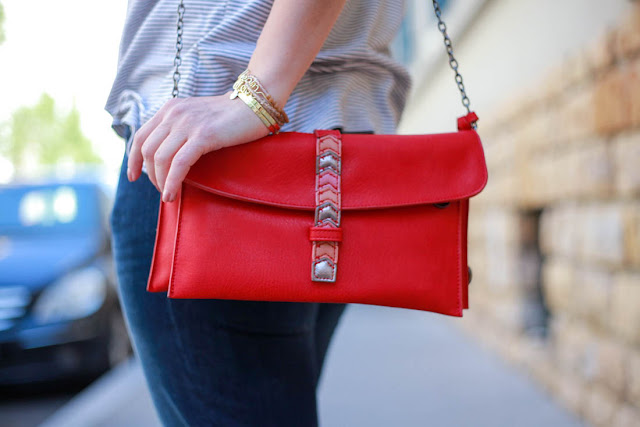 photo sac rouge lulu castagnette