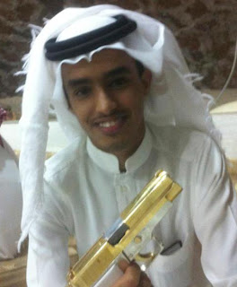 Boston bomber suspect Abdul Rahman Ali Alharbi