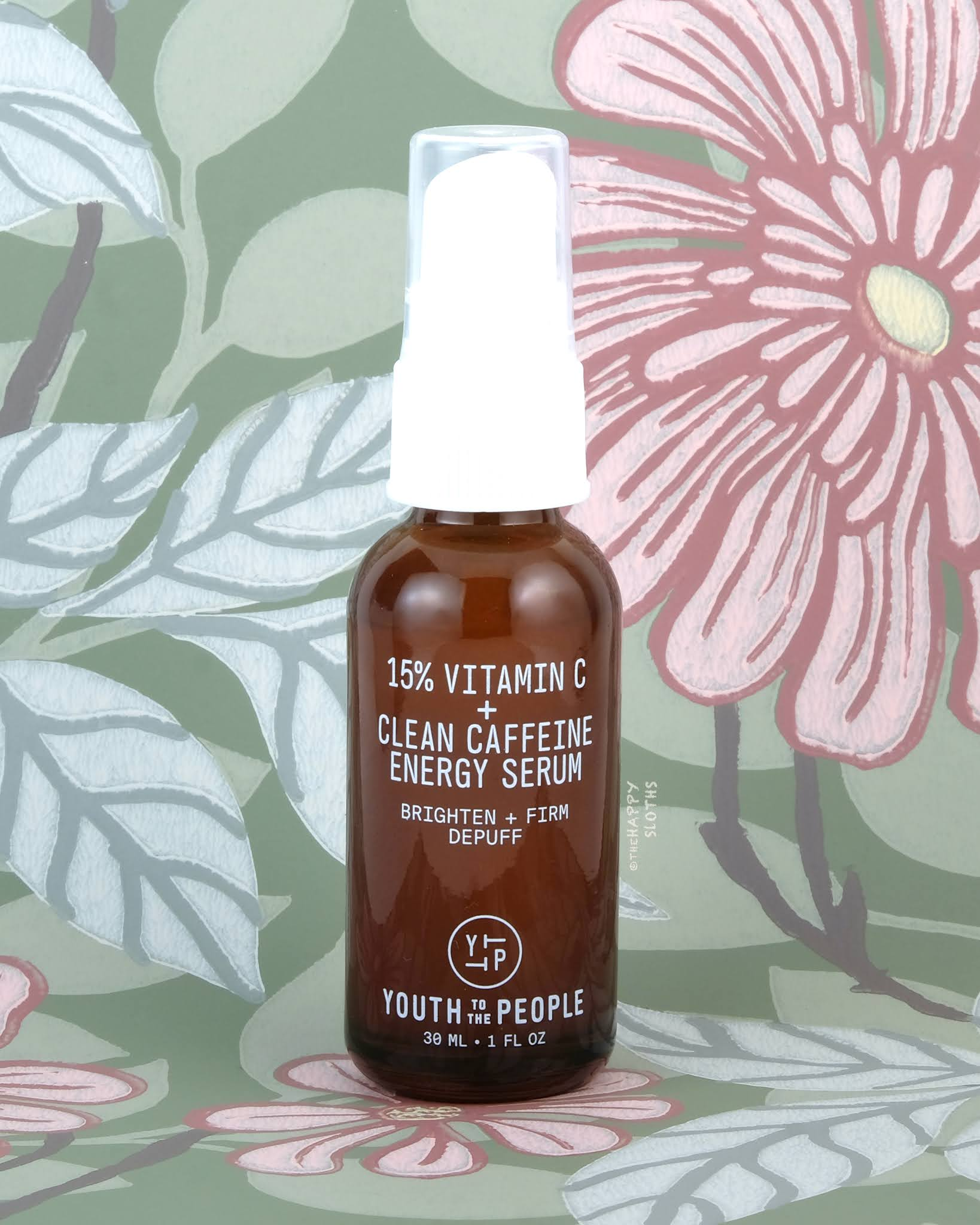 Youth to The People | 15% Vitamin C + Clean Caffeine Energy Serum: Review