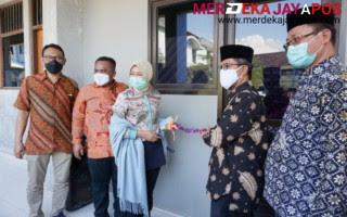Ponpes Muhammadiyah Asy Syifa Blimbingrejo Kerjasama Dengan PT Pos Indonesia Untuk Tingkatan Entrepreneurship