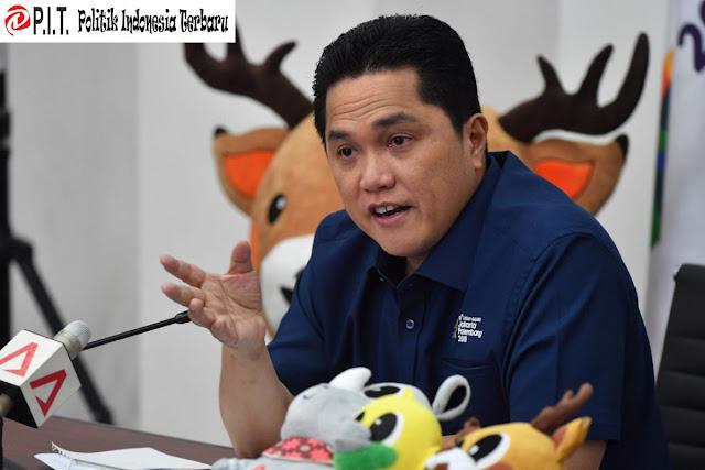 Boss Jasa Marga Segera Penuhi Panggilan KPK | Erick Thohir