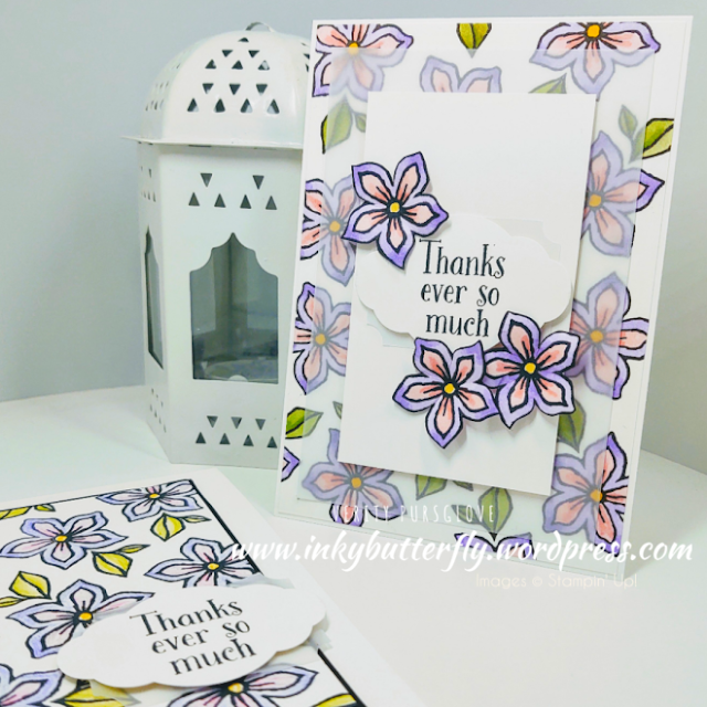 Pocketful of Happiness Stampin Up