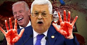 Palestinian terrorists freaking out as Republican lawmakers suspend Biden's foreign aid