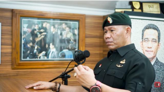 Cerita Ruslan Buton Tangkap TKA China,  Dirayu Mayor TNI Sekantong Uang Suruh Lepaskan