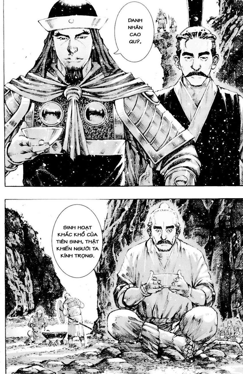 Hỏa phụng liêu nguyên Chương 403: Đệ nhất quân sư [Remake] trang 8