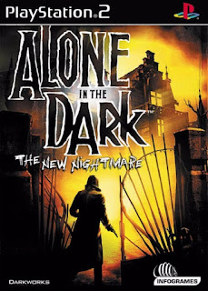 Alone in the Dark The New Nightmare( Traduzido - Dublado - PT / BR) [ Ps2 - ISO ]