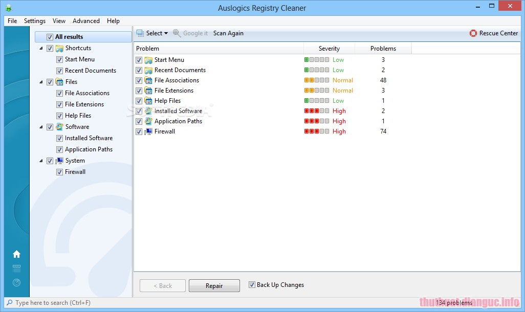 Download Auslogics Registry Cleaner Pro 8.0.0.0 Full Crack