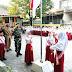Babinsa Koramil 15/Lebaksiu jadi Irup di MI Islamiyah, Generasi Muda Tumpuan Bangsa
