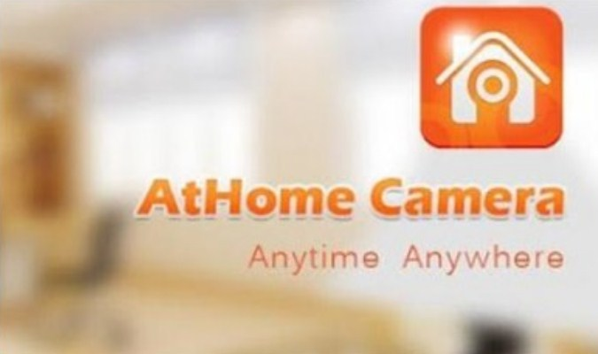 Home Security App - AtHome Camera