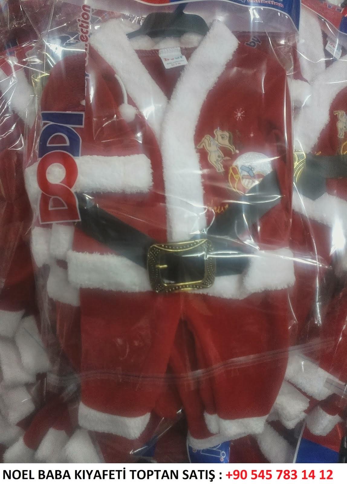 toptan satış noel baba kıyafetleri