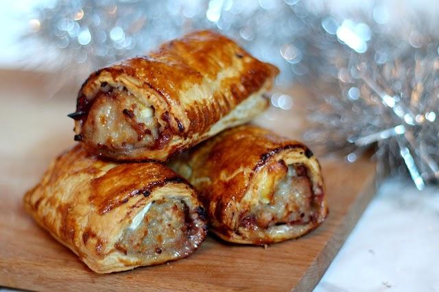 Christmas Sausage Rolls