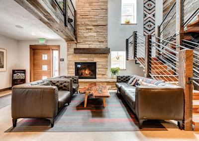 A-Lodge Adventure Hotel in Boulder Colorado