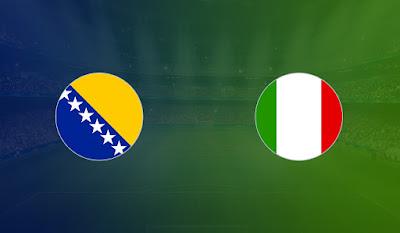 مشاهدة مباراة ايطاليا ضد البوسنة و الهرسك 18-11-2020 بث مباشر في دوري الأمم الأوروبية