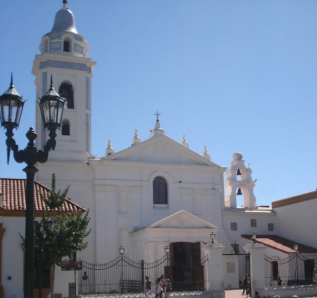 Igreja Nossa Senhora do Pilar - Recoleta - Buenos Aires
