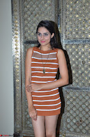 Actress Nikhita in Spicy Small Sleeveless Dress ~  Exclusive 035.JPG