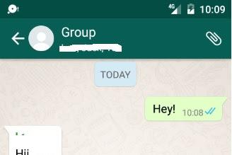 Cara Keluar Grup Whatsapp Secara Diam Diam
