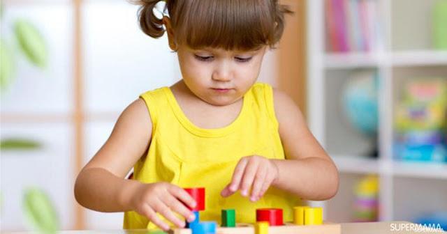 أنشطة تطوير مهارات الأطفال