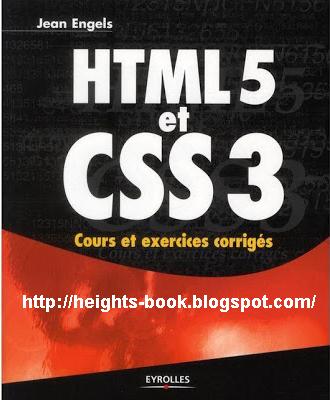 Télécharger Livre Gratuit HTML5 et CSS3 Cours et exercices corrigés pdf