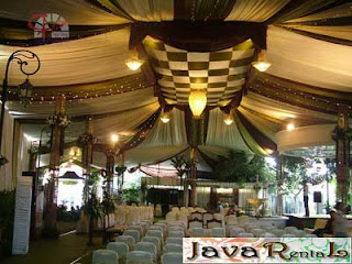 Sewa Tenda Dekorasi VIP - Rental Tenda VIP Pesta
