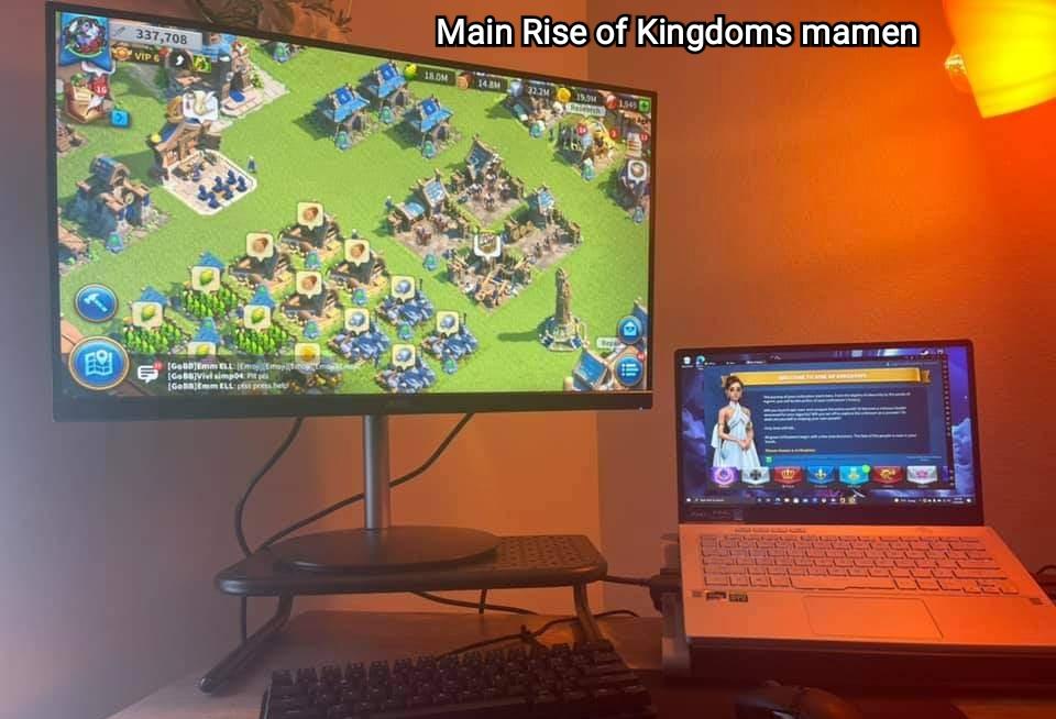 pc rise of kingdoms laptop emulator