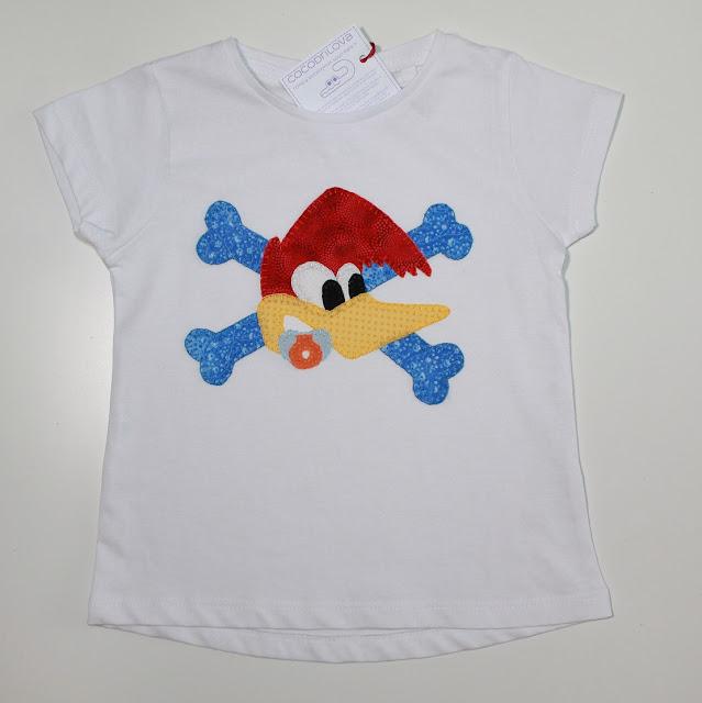 camiseta de lokillo para bebe