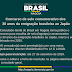 Concurso para criação de selo comemorativo dos 30 anos da emigração brasileira ao Japão