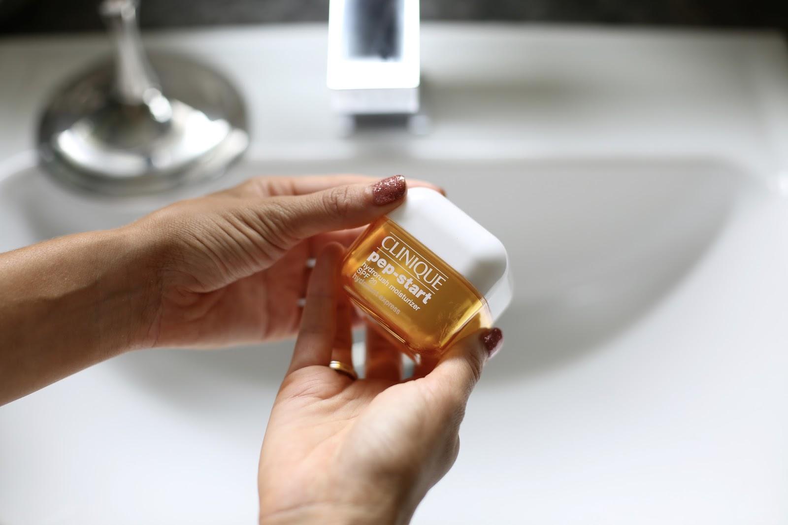 clinique hydorush moisturiser