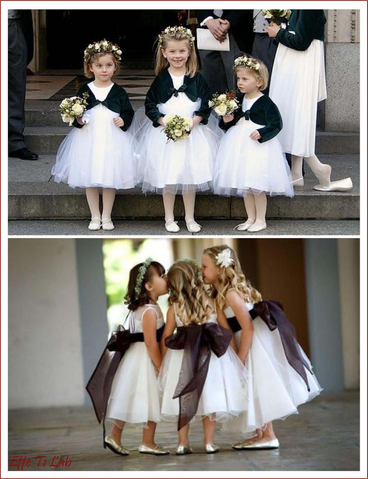 3a754e2e18fe Effe Ti Lab - Wedding and events planner  DAMIGELLE E GARCONS D HONNEUR