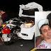 Tragedia na BA 409 envolvendo carro e motocicleta mata casal