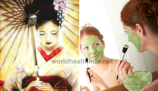 This MASK is the secret for beautiful skin of Japanese ...