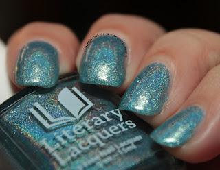 Literary Lacquers custom Chelan Skies