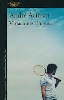Variaciones Enigma, André Aciman