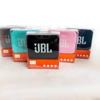 JBL Speaker Wireless Go 2 Speaker Bluetooth JBL Go2 H902 Mini