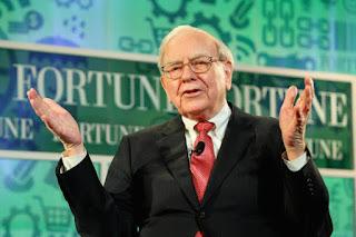 Warren Buffett look
