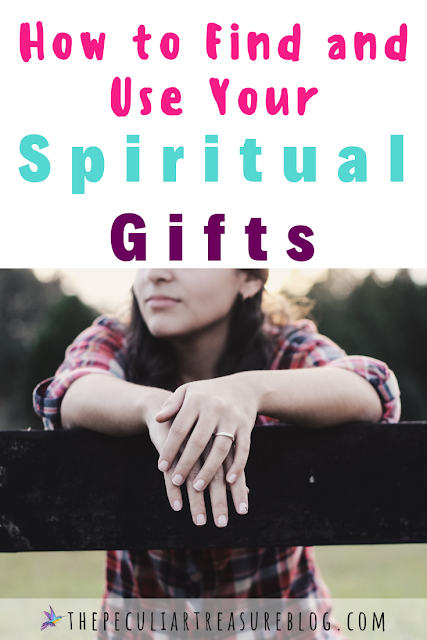 a woman thinking about how to find and use her spiritual gifts