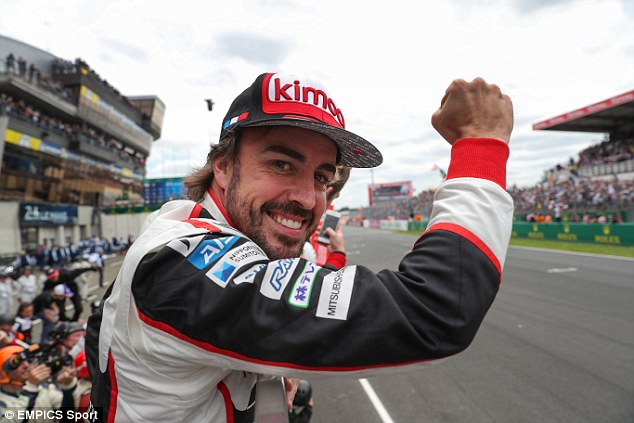 Champion Fernando Alonso confirms he will retire from Formula One at the end of the season